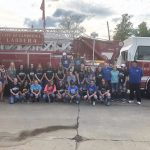 Softball Team Treated to Dinner by Cambridge Fire Department