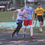 Feldner to Represent Cambridge at Track and Field Championships