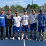 Stanberry/Lingafelter and Earle/Powell qualify for the Division 2 Southeast District