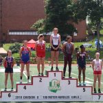 McClarren Advances to State Meet as Girls Track Finishes Ninth Overall