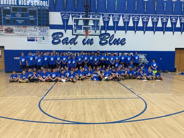 Record Turnout for Bobcat Youth Camps