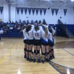 Girls Junior Varsity Volleyball beats Steubenville Catholic Central 2 – 0
