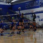 Girls Varsity Volleyball Blanks Crooksville