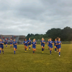 Girls Varsity Soccer falls to St. Clairsville 5 – 2