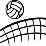 Girls 8th Grade Volleyball falls to Meadowbrook Middle School 2 – 0