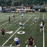 Girls Varsity Soccer beats Wheeling Central Catholic 3 – 1