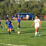 Girls Varsity Soccer falls to Dover 5 – 1