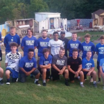 Bobcats Helping Out in the Community