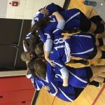 Girls 7th Grade Volleyball falls to New Philly in the ECOL Tournament 2 – 0