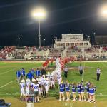 Boys Varsity Football beats Union Local 44 – 13