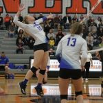 Taylor Playing in the OVAC All Star Match