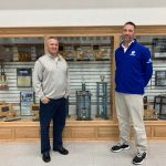 New Trophy Cases at CHS