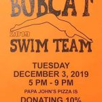 Help Out the Cambridge Swim Team