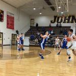 Boys Varsity Basketball beats John Marshall 54 – 29
