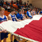 Bobcats Help Honor Our Veterans