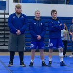 Thank You Bobcat Wrestling Seniors