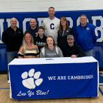 Paige Mosley Signs with Capital University