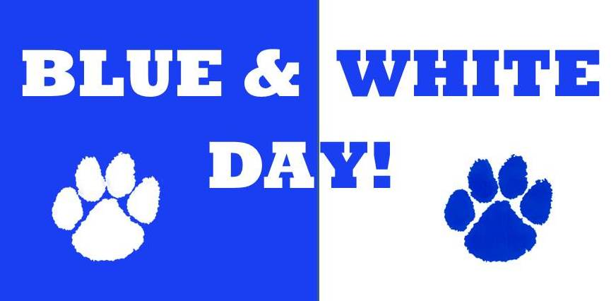 Blue and White Day Scheduled for Bobcat Spring Sports