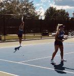 CHS Tennis Falls to New Philadelphia
