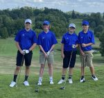 CMS Golfers Open Season at Belmont Hills