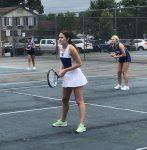 Lady Cats Blank Zanesville in Tennis