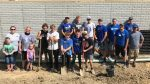 Bobcat Basketball Gives Back to the Community