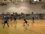 Girls 8th Grade Volleyball Gets Beat 2 – 0 at Dover