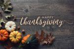 Happy Thanksgiving Bobcats