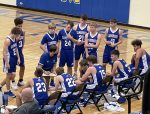 Boys Junior Varsity Basketball beats West Muskingum 45 – 42