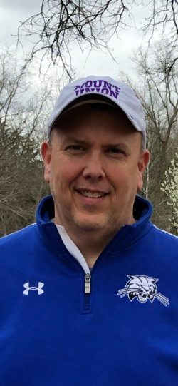 Feldner Honored as the Official Voice of the Bobcats
