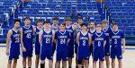 Boys Varsity Basketball beats East Liverpool 48 – 43