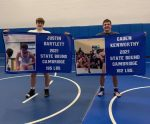 Bartlett and Kenworthy State Tournament Results