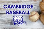 Cambridge Baseball Tournament Draw