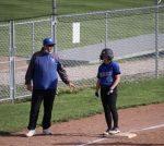 Girls Varsity Softball beats Union Local 10 – 4