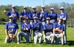 JV Baseball Wins the Black Bear Invitational