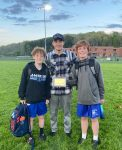 CMS Boys Track Gets The Win, Girls Take Second