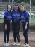 Girls Varsity Softball beats Beaver Local 11 – 1 on Senior Night
