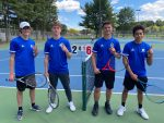OHSAA Tennis Sectional Results