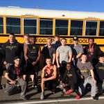 Beggs Power Team Shows Out at Hilldale