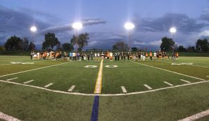 2015 Homecoming Football Game vs Hinkley