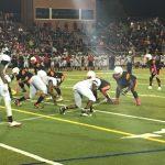 Gateway High School Varsity Football falls to Rangeview High School 27-30