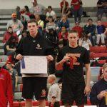 Gateway High School Boys Varsity Wrestling finishes 12th place