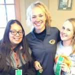 Lady Olympians Golf Team Earns Honors