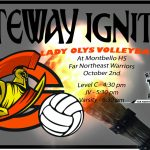 Lady Olys Volleyball at Far Northeast Warriors (Montbello)