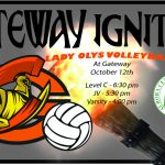 Lady Olys Volleyball vs Aurora Central
