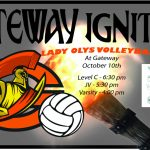 Lady Olys Volleyball vs Westminster