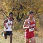 Yonas Mogos Heads Off To State X-Country Championships