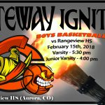 Rangeview Rivalry Boys/Girls Games Tonight