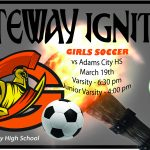 Lady Olys will take on Adams City HS – March 20th