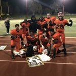 Boys Varsity Football beats Aurora Central 39 – 24